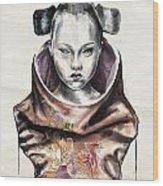 Elina Sheripova Wood Print