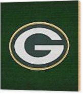 Green Bay Packers Wood Print