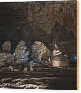 Grutas De Cacahuamilpa Wood Print
