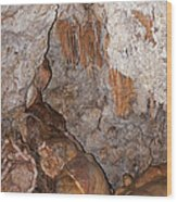 Jewel Cave Jewel Cave National Monument Wood Print