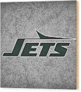 New York Jets Wood Print