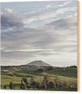 New Zealand Wood Print