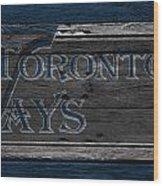 Toronto Blue Jays Wood Print