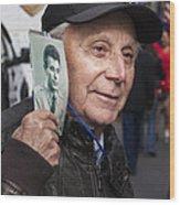 Veterans Day Nyc 11_11_13 Wood Print