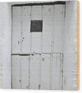 Alpujarras In Granada Wood Print