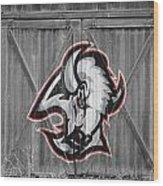 Buffalo Sabres Wood Print