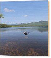 Chocorua Lake  Nh Wood Print
