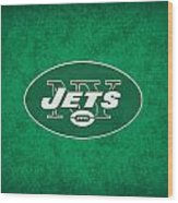 New York Jets Wood Print