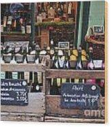 110111p209 Wood Print