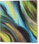 116a Wood Print