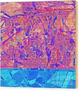1182 Abstract Thought Wood Print