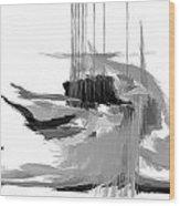 Abstract Series I Wood Print