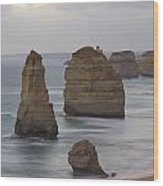 12 Apostles Wood Print