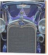 Classic Car. Wood Print