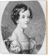 Earl Of Shaftesbury (1801-1885) Wood Print