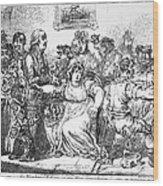Edward Jenner (1749-1823) Wood Print
