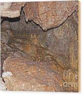 Jewel Cave Jewel Cave National Monument Wood Print