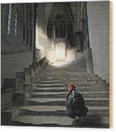 12. Lord Orp Wood Print