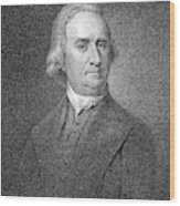 Samuel Adams (1722-1803) Wood Print