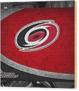 Carolina Hurricanes Wood Print