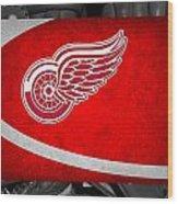 Detroit Red Wings Wood Print
