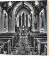 Westminster Presbyterian Church Wood Print