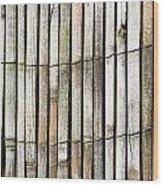 Wood Background Wood Print by Tom Gowanlock