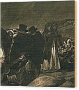 Goya Y Lucientes, Francisco De Wood Print