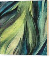 134a Wood Print