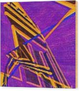 1359 Abstract Thought Wood Print