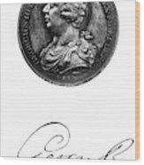 George IIi (1738-1820) Wood Print