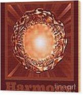 Harmony Wood Print