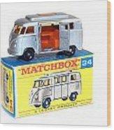 Matchbox 1-75 Wood Print