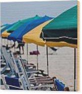 Myrtle Beach South Carolina Wood Print