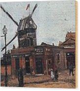 Vincent Van Gogh  Wood Print