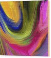 148a Wood Print
