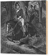 Francis Marion (1732?-1795) Wood Print