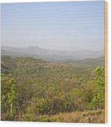 La Cashew Wood Print