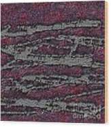 1548 Abstract Thought Wood Print