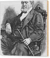 Brigham Young (1801-1877) Wood Print
