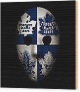 Toronto Maple Leafs Wood Print