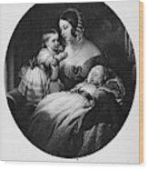 Victoria Of England Wood Print
