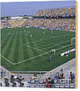 16w146 Crew Stadium Photo Wood Print