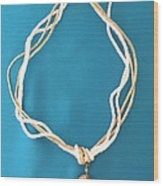 Aphrodite Urania Necklace Wood Print