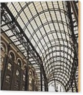 Hay's Galleria London Wood Print