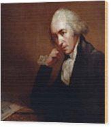 James Watt (1736-1819) Wood Print