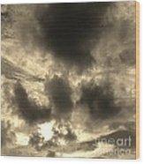 18212013010 Wood Print