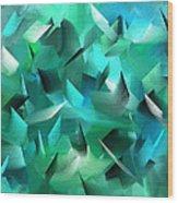 187a Wood Print