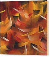 188a Wood Print