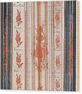 18th Century Thermometer-barometer Wood Print